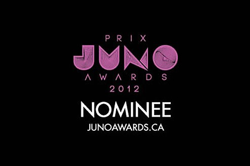 2012 Juno Award Nominee