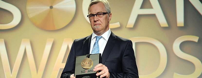 2015 SOCAN Award