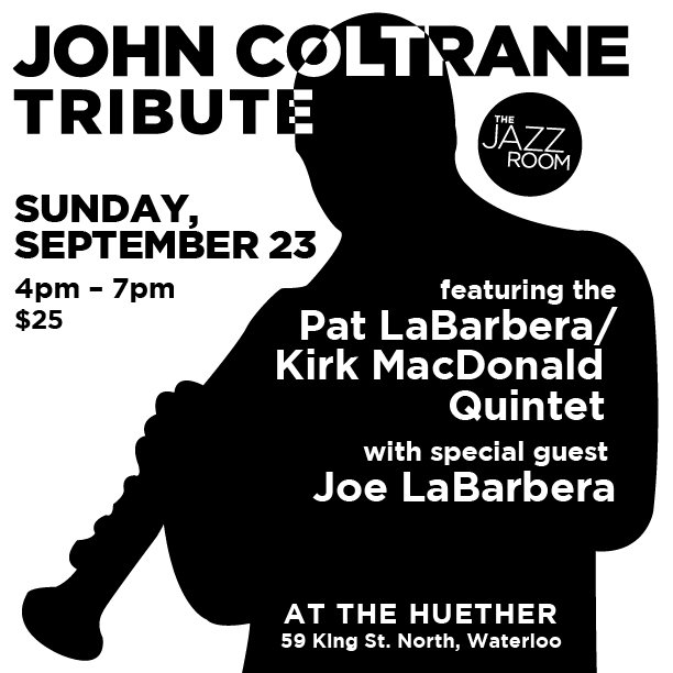 John Coltrane Tribute at The Jazz Room