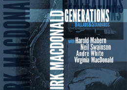 Kirk MacDonald - Generations CD Cover